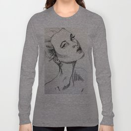 Scratches Long Sleeve T-shirt