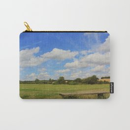 Sit and Enjoy The Countryside Carry-All Pouch