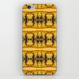 Yellow Locust iPhone Skin