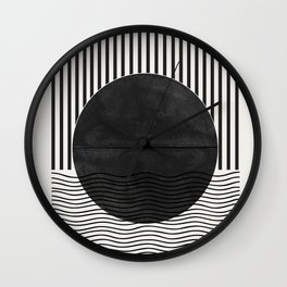 Abstract Modern  Wall Clock