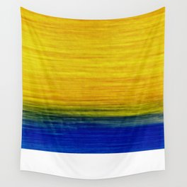 on the horizon Wall Tapestry