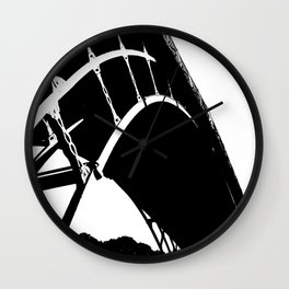 Ironbridge Wall Clock