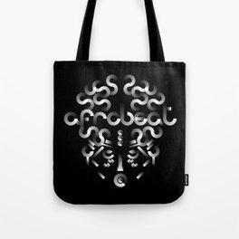 Afrobeat Mask Tote Bag