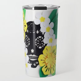 Calavera 2 Travel Mug