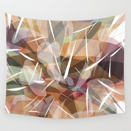Abstract graphic design Wall Tapestry