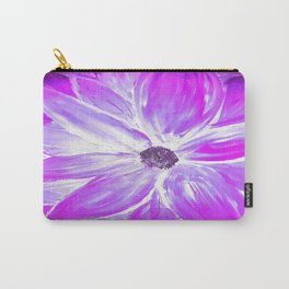 Electric Purple Carry-All Pouch