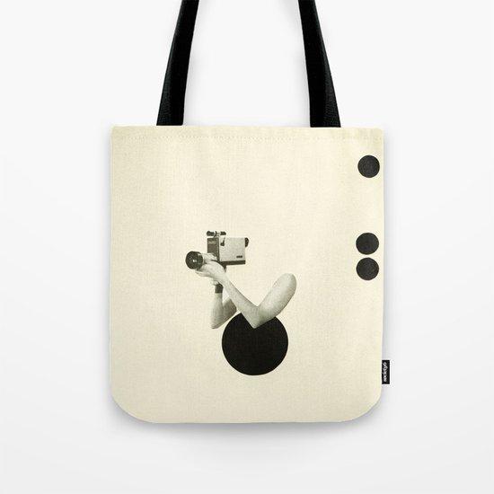 Film Noir Tote Bag