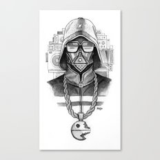 Def Vader Canvas Print