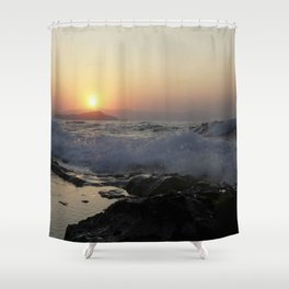 Crete, Greece 5 Shower Curtain