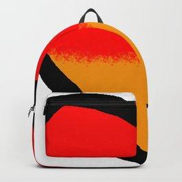 German Heart Backpack
