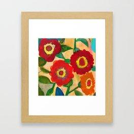 park flower1 Framed Art Print