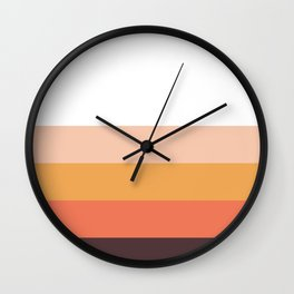 Sunseeker 03 Wall Clock