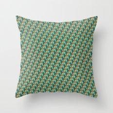 netpat Throw Pillow