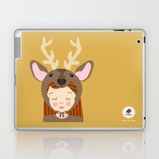 Like a deer.. Laptop & iPad Skin