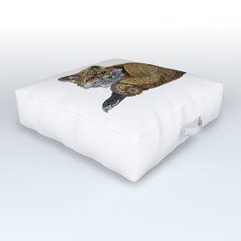 Fox Kit Outdoor Floor Cushion
