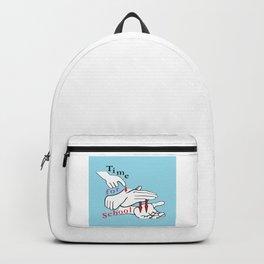 ASL Time for School Backpack