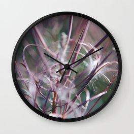 Flow Opportunist Wall Clock