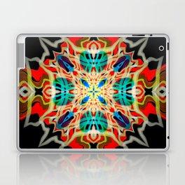 Ornament Vibrant Abstract Design Laptop & iPad Skin