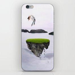 Island of Hope iPhone Skin