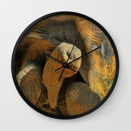 This Old Guy Wall Clock