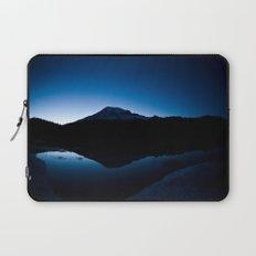Mt Rainier @ Sunset Laptop Sleeve