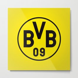 Borussia Dortmund Metal Print
