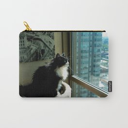 Surveying Her Realm (Gracie Queen of Chicago Collection) Carry-All Pouch