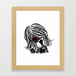 Kinda Cute Framed Art Print