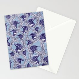 Magpie Squad Stationery Cards