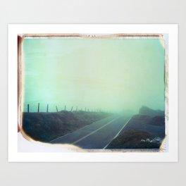 highway 1 Art Print