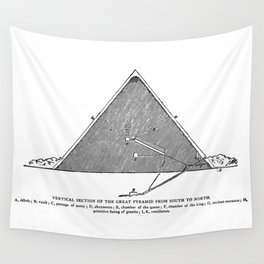 The Great Pyramid Wall Tapestry