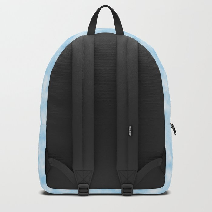Butterfly Playground on a Summer Day Backpack