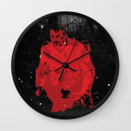 Once more into the fray Wall Clock