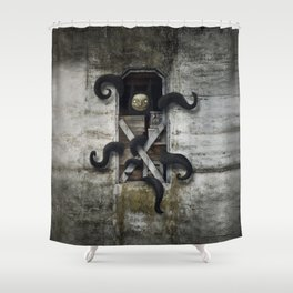 Agorafobia Shower Curtain