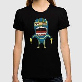 Screaming Kick-Ass T-shirt