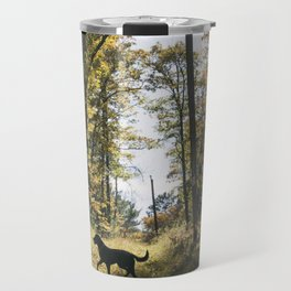 A Walk with Charlie Travel Mug