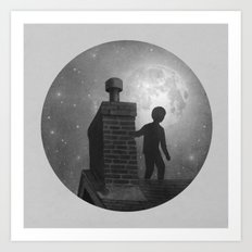 Rooftoppers - Chapter Thirteen  Art Print