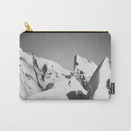 Ice, Ice, Iceland - Landscape and Nature Photography Carry-All Pouch