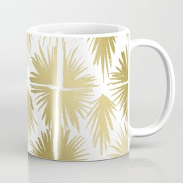 Radiate Gold Coffee Mug