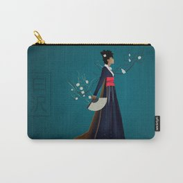 Shirasawa In Waiting Carry-All Pouch