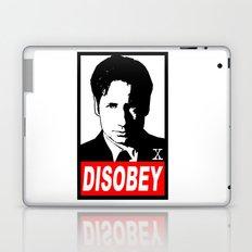 Disobey Mulder Laptop & iPad Skin