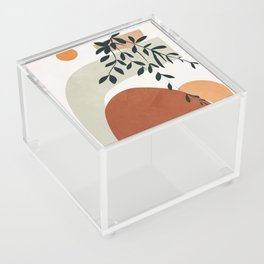 Soft Shapes I Acrylic Box