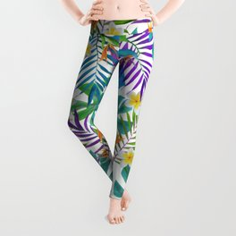 Tropical Paradise II Leggings