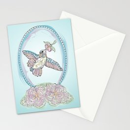 Daydreams & Doodles Hummingbird Stationery Cards