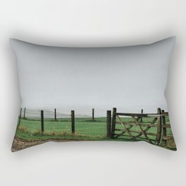 English Countryside Rectangular Pillow
