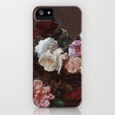 New Order - Power Corruption Lies iPhone SE Slim Case