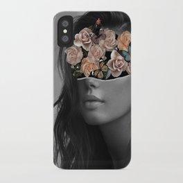 Mystical nature's portrait II iPhone Case