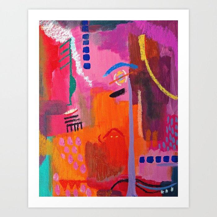 Sean Art Print