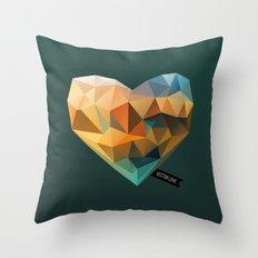 Vector Love 03 Throw Pillow