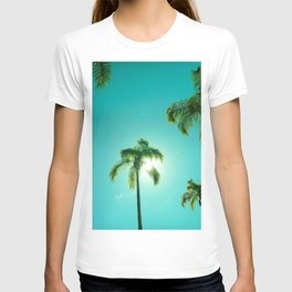 The Queen's Palms T-shirt